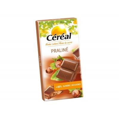 Céréal Tablet praline