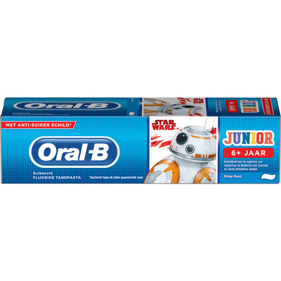 Oral-B Junior star wars tandpasta