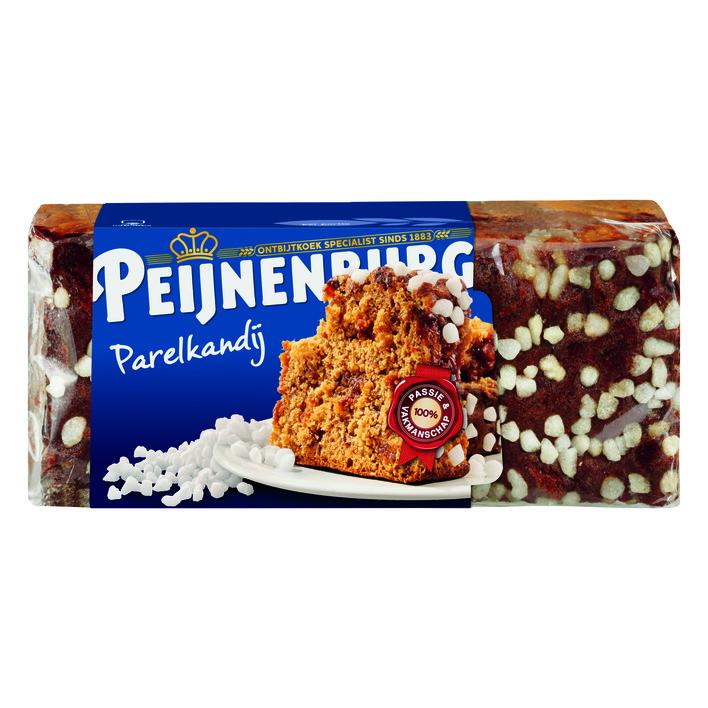Peijnenburg Parelkandij koek