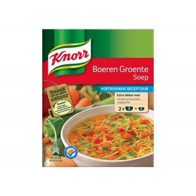 Knorr Wereldgerecht Singaporese hokkien noedels