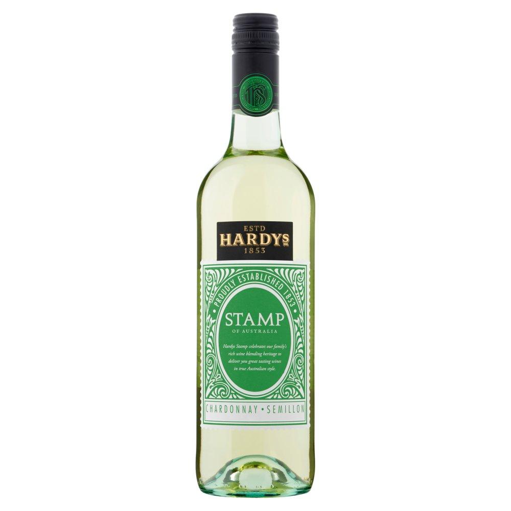 Hardys Stamp of Australia Chardonnay Semillon 750 ml