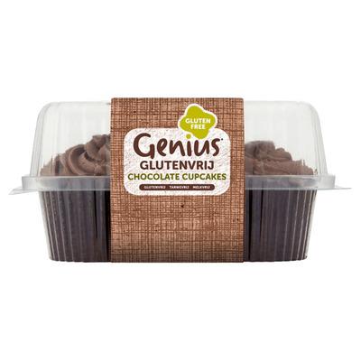 Genius Chocolate cupcakes gluten free