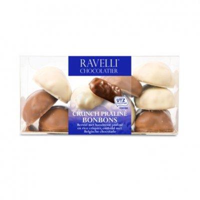 Ravelli Crunch praliné bonbons
