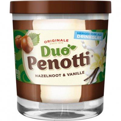 Duo Penotti Hazelnoot & vanille 200g