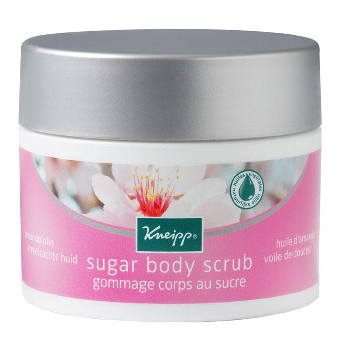 Kneipp Sugar bodyscrub amandelolie