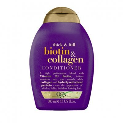 OGX Thick and full collagen conditioner
