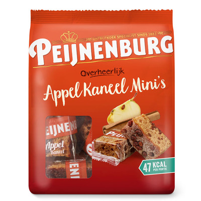 Peijnenburg Mini's appel-kaneel