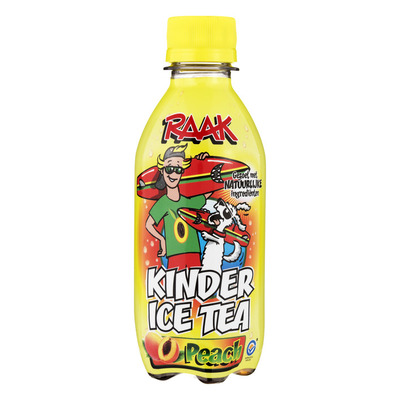 Raak Kinder ice tea peach