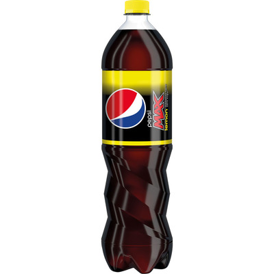 Pepsi Cola max lemon
