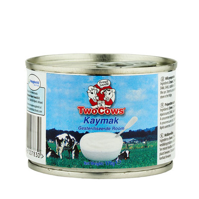 Two cows Kaymak gesteriliseerde room