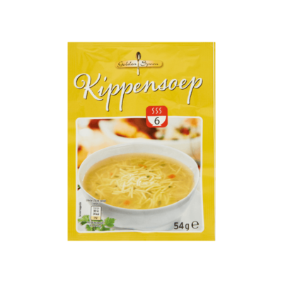 Golden Spoon Kippensoep