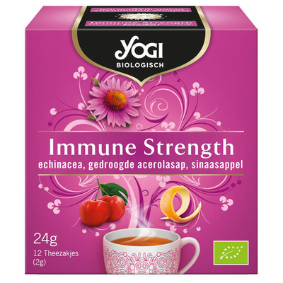 Yogi Immune strength bio