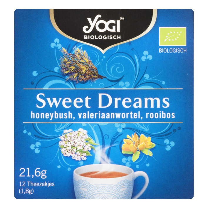 Yogi Sweet dreams bio