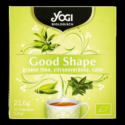 Yogi Tea Thee Good shape bio