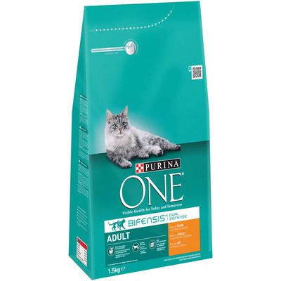 One Purina bifensis adult kip