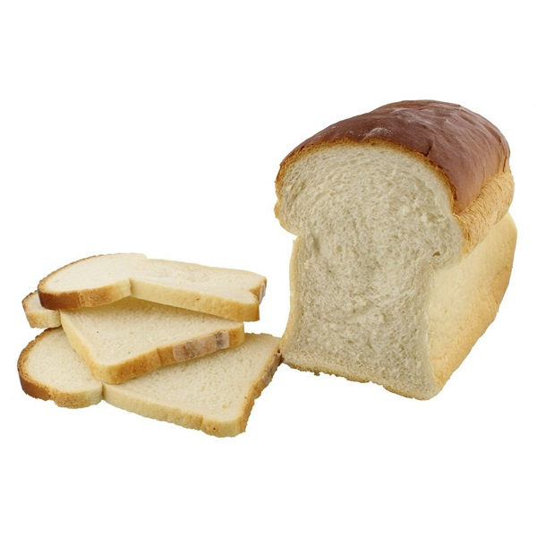 Ambachtelijke Bakker wit brood half