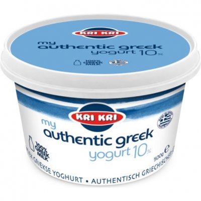 Kri Kri The original Greek yogurt 10%