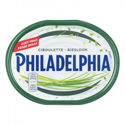 Philadelphia Roomkaas bieslook