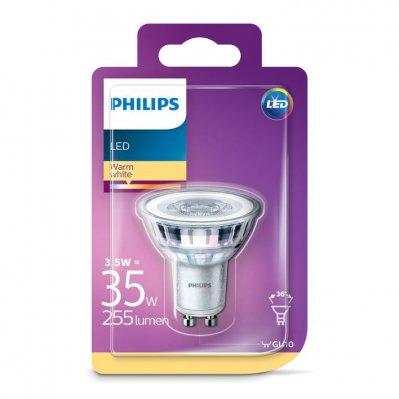 Philips Ledlamp warmwit 35W GU10 220-240V