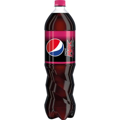 Pepsi Cola max cherry