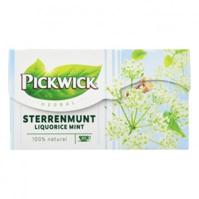 Pickwick Sterrenmunt kruidenthee