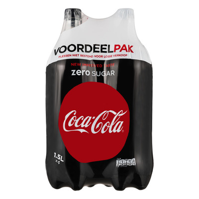 Coca-Cola Zero sugar multipack