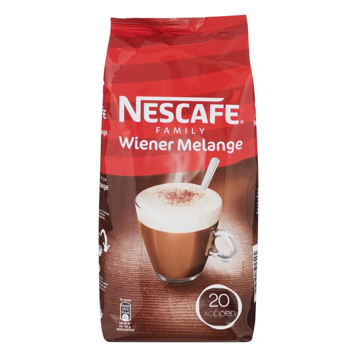 Nescafé Family wiener melange
