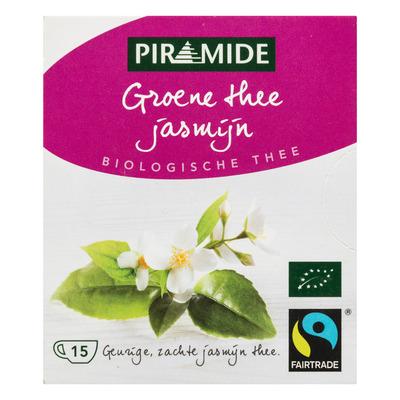 Piramide Groene thee jasmijn