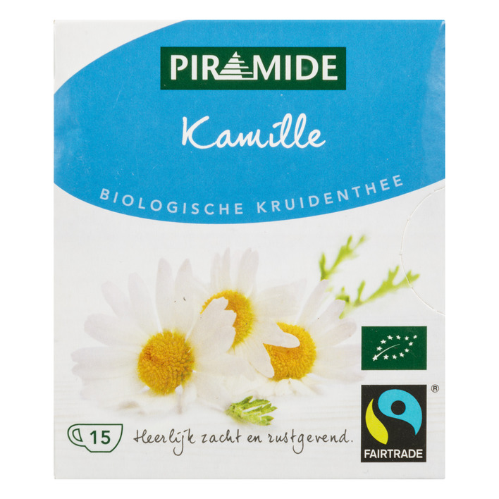 Piramide Kamille thee