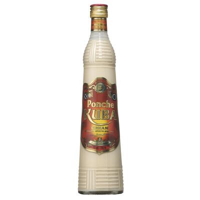 Ponche Kuba Caribbean rum cream