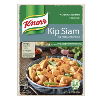 Knorr Wereldgerecht kip siam