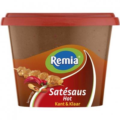 Remia Satésaus hot kant-en-klaar