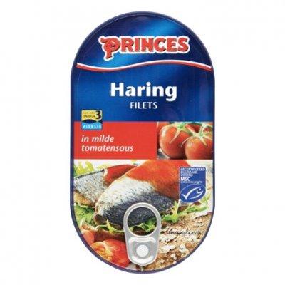 Princes Haring in milde tomatensaus