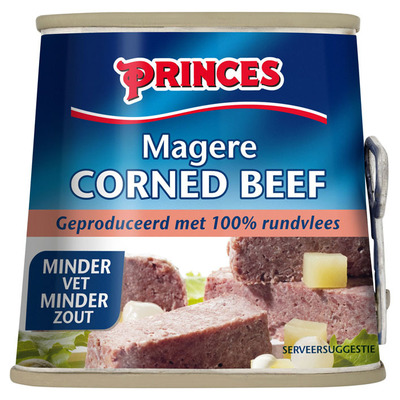 Princes Magere Corned beef