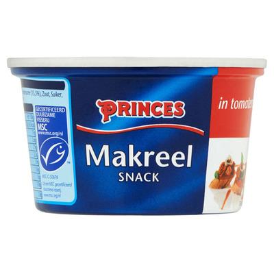 Princes Makreel snack