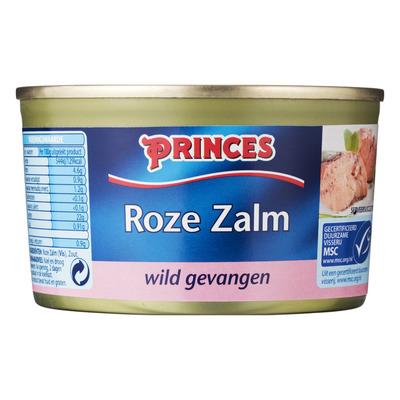Princes Roze zalm