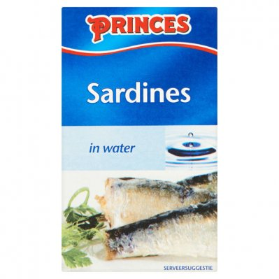 Princes Sardines in water