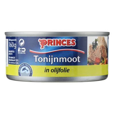 Princes Tonijnmoot in olijfolie