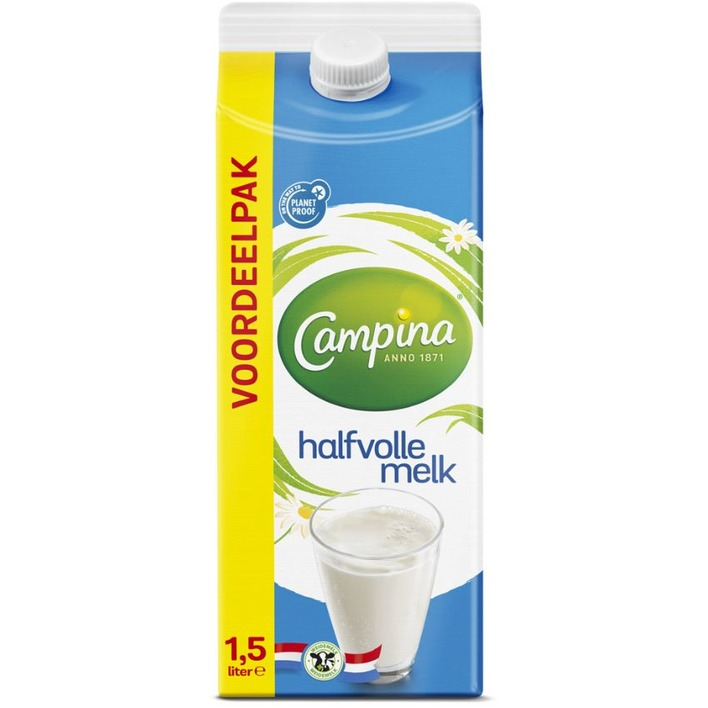Campina Halfvolle melk