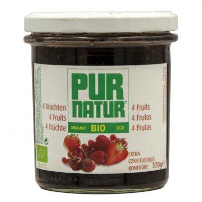 Pur Natur Biologische 4- vruchtenconfituur