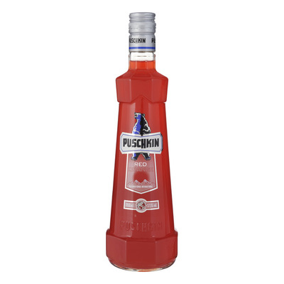 Puschkin Red Vodka