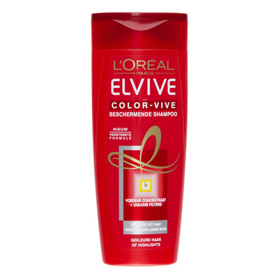 Elvive Shampoo color-vive
