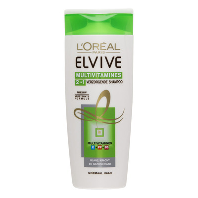 Elvive Multivitamines 2 in 1 shampoo