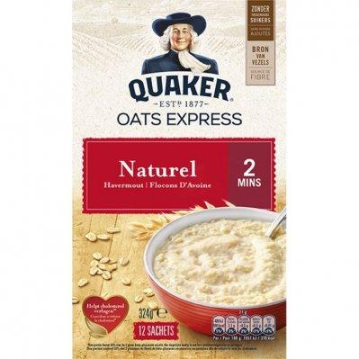 Quaker Oats express havermout naturel