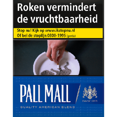 Pall Mall Blue mega