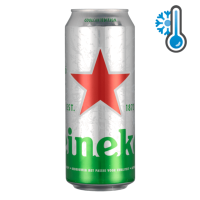 Heineken Premium Pilsener Perfect Cool Blik