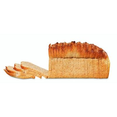 Ambachtelijke Bakker Knip Bruin Brood Heel