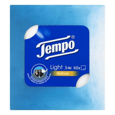 Tempo Light tissues