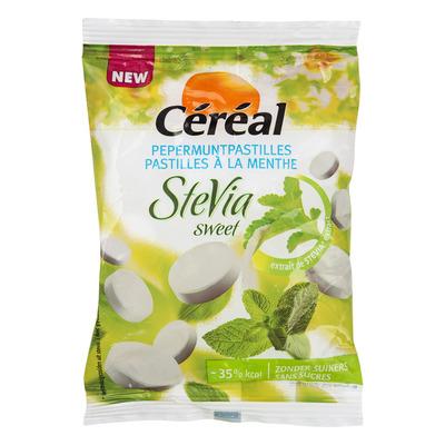 Cereal Pepermuntpastilles stevia