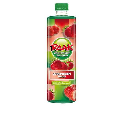 Raak Vruchtensiroop aardbeien